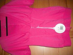 Kurzärmelige Jacke mit Reißverschluss von Fornarina Neu mit Etikett