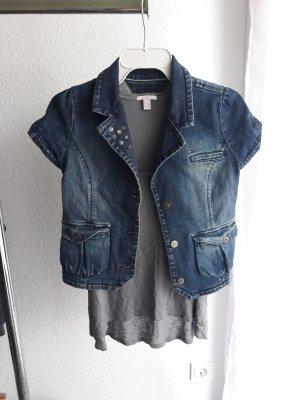 Kurzärmelige Jeansjacke von Tommy Hilfiger