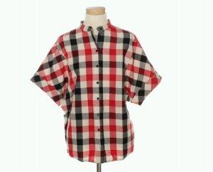 kurzärmelige oversized bluse von pepa loves gr. M