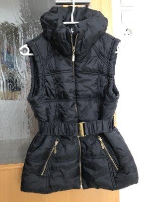 Atmosphere Quilted Gilet black