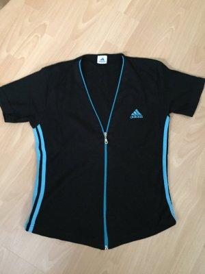 Kurzärmelige Weste/Shirt von Adidas in Größe L