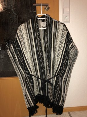 Clockhouse Poncho multicolore