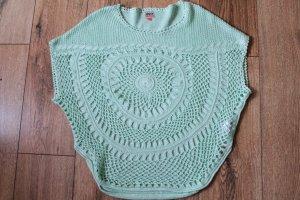 Only Crochet Shirt mint