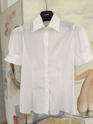 Kurzärmlig Bluse mit betonten Schultern