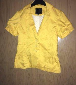 Amisu Short Blazer yellow