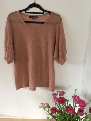 Forever 21 Cardigan long rosé-or rose