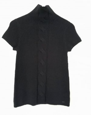 Marc O'Polo Short Sleeve Sweater black