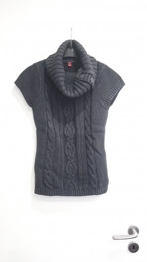 Esprit Cable Sweater anthracite