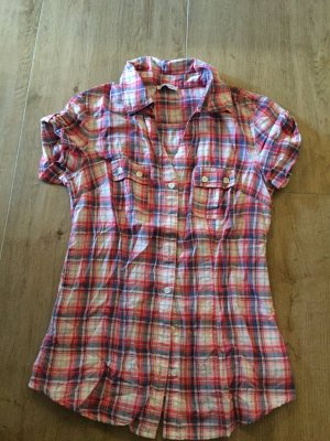 Pimkie Short Sleeve Shirt multicolored