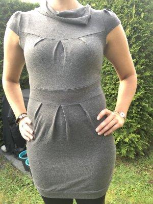 Aiko Shirt Dress dark grey