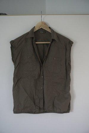Kurzarm- Bluse