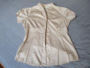 Kurzarm-Bluse von BANANA REPUBLIC
