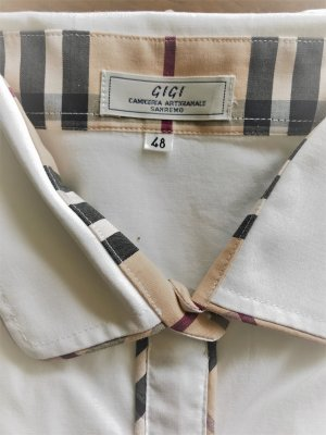 Kurzarm Bluse von GIGI San Remo