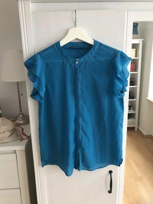 Kurzarm Bluse Zara