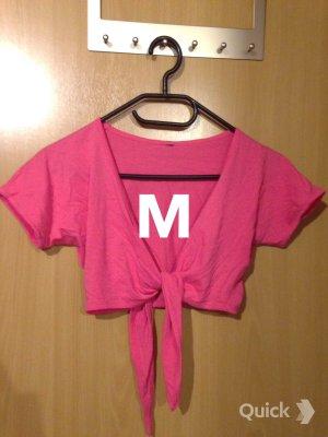 Kurzarm-Bolero pink*
