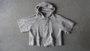 Hooded Sweater light grey-grey