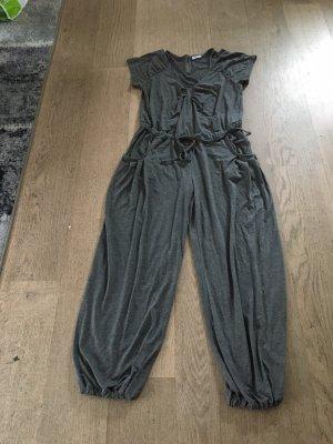 b.p.c. Bonprix Collection Jumpsuit dark grey