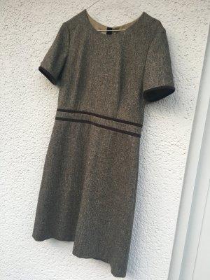 Kurzarm Kleid von Hugo Boss in Größe 38