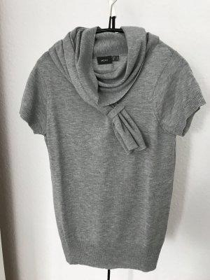 Kurzarm Pullover mit Schal MEXX