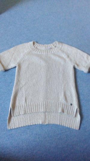 Kurzarm-Pullover mit tollen Details