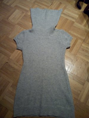 Pimkie Long Sweater silver-colored