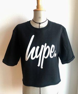 Kurzarm Sweatshirt von HYPE
