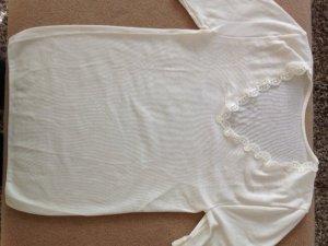 Kurzarm Unterhemd (Wolle/Seide) von Mey