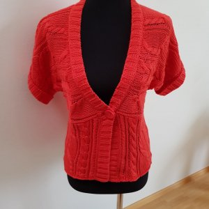 Luisa Cerano Knitted Vest red