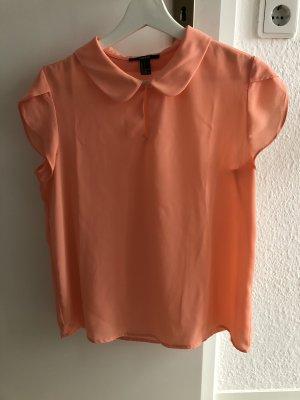 Kurzarmbluse Bluse Shirt