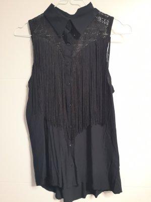 Tally Weijl Mouwloze blouse zwart