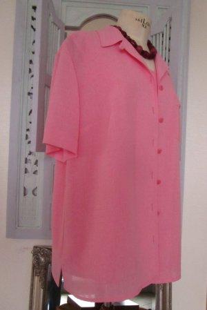 Frankenwälder Blouse à manches courtes rose-rose polyester