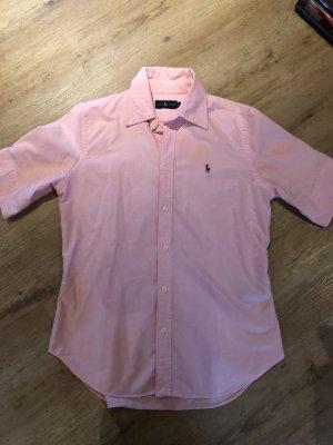 Ralph Lauren Shirt met korte mouwen lichtroze