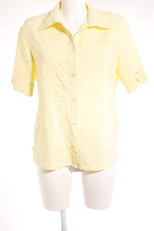 Short Sleeve Shirt primrose striped pattern street-fashion look