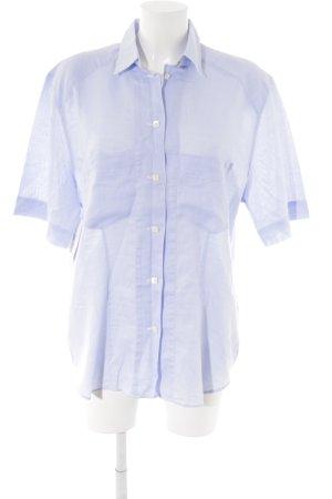 Short Sleeve Shirt azure casual look