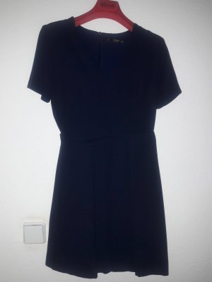Kurzarmkleid, Business Look, Grösse 34