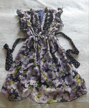 Kurzarmkleid Made in Italy