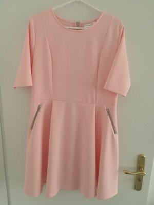 Bodyflirt Robe à manches courtes rosé