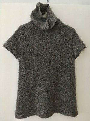 Marc O'Polo Sweater met korte mouwen grijs
