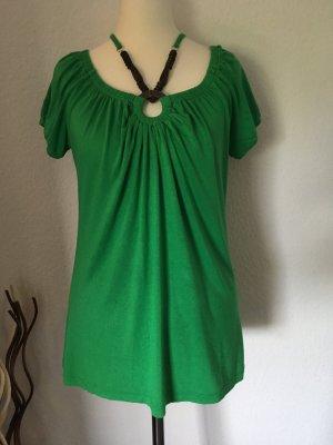 rick cardona T-shirt vert coton
