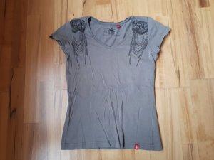 Kurzarmshirt mit Print