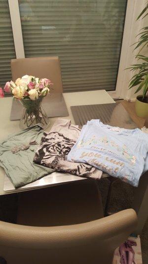Sarah Kern Shirt Tunic multicolored
