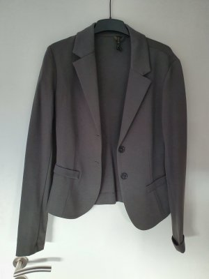 Imperial Jersey Blazer dark grey