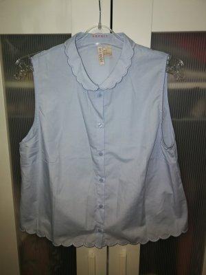 Kurze Ärmellose Bluse