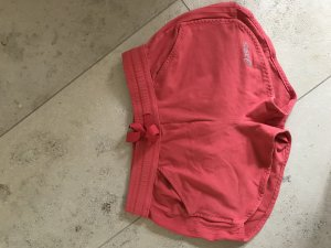 Asics Trackies bright red