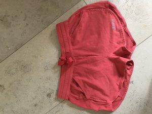 Asics pantalonera rojo claro