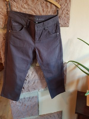 kurze Bench Jeans