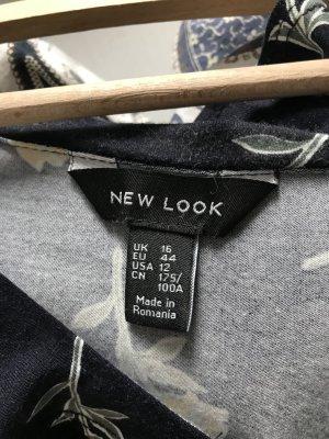 New Look Ruche blouse veelkleurig