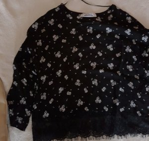 Kurze Bluse von Pull and Bear