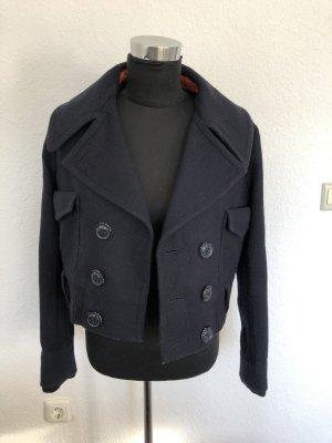 Kurze dufflecoat Jacke, Größe S