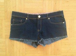 kurze dunkelblaue Shorts von Primark